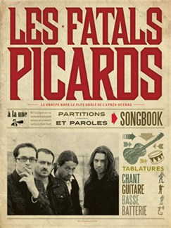 Les Fatals Picards: Songbook Books | Band Score