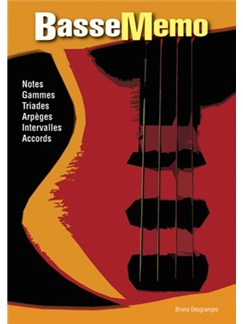 Basse Memo Books | Bass Guitar