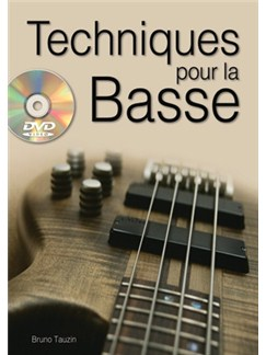 Techniques pour la Basse Books and DVDs / Videos | Bass Guitar