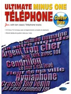 Téléphone: Ultimate Minus One Bog og CD | Guitar Tab