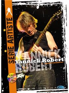 Yannick Robert: Serie Artist CD et Livre | Guitar