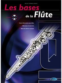 Bases de la Flûte (Les) CD et Livre | Flute