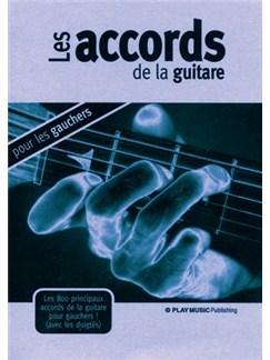 Accords de la Guitare Gauchers Livre | Guitar Tab