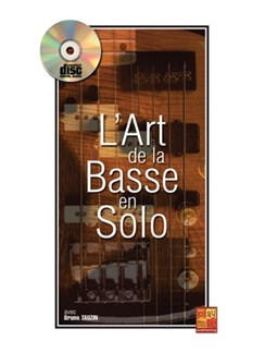 Art de la Basse en Solo Books and CDs | Bass Guitar