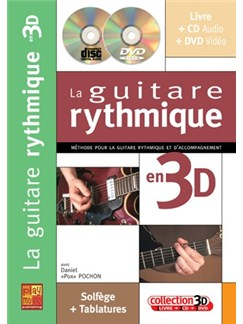 Guitare Rythmique (La) en 3D Books, CDs and DVDs / Videos | Guitar