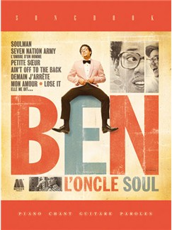Ben l'Oncle Soul: Ben l'oncle Soul Books | Piano, Vocal & Guitar