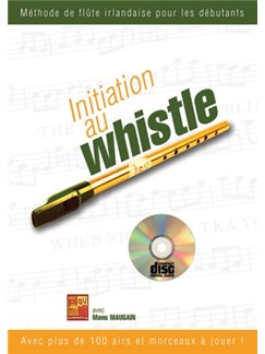 Initiation Au Whistle Books and CDs | Pennywhistle