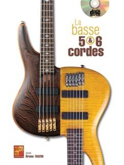 Basse 5 & 6 Cordes (La) Books and CDs | Bass Guitar