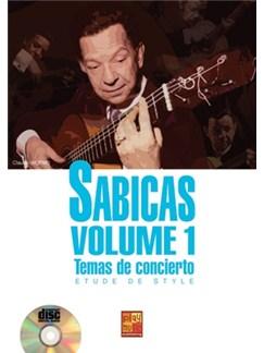 Sabicas, Volume 1 Books and CDs | Guitar