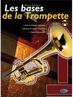 Bases de la Trompette (Les) CD et Livre | Trumpet