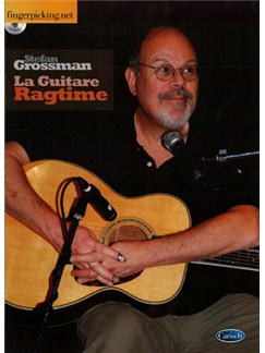 Guitare Ragtime (La) Books and CDs | Guitar