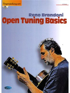 Open Tuning Basics Books and CDs | Guitar