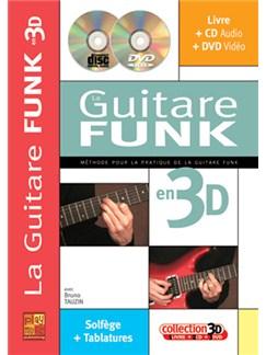 Guitare Funk en 3D Books, CDs and DVDs / Videos | Guitar