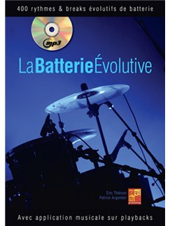 Batterie Evolutive 3D Books, CDs and DVDs / Videos | Drums