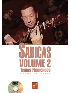 Sabicas, Volume 2 Books and CDs | Guitar