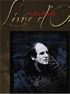 Leo Ferré: Livre D'or: Léo Ferré Livre | Piano, Vocal & Guitar