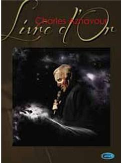 Charles Aznavour: Livre D'or: Charles Aznavour Livre | Piano, Vocal & Guitar