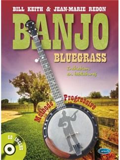Banjo Bluegrass à 5 Cordes Livre | Banjo