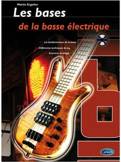 Bases de la Basse (Les) Books and CDs | Bass Guitar