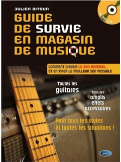 Julien Bitoun: Guide De Survie Books and CDs | Guitar