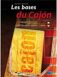 Bases du Cajon CD et Livre | Percussion