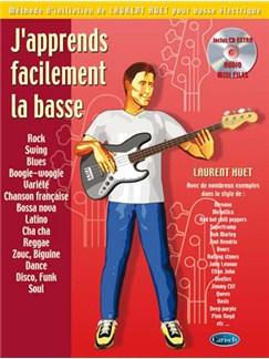 J'apprends la Basse CD et Livre | Bass Guitar