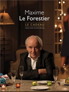 Maxime Le Forestier: Le Cadeau Books | Piano, Vocal & Guitar