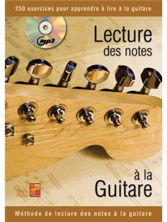 Lecture des Notes à la Guitare Books and CDs | Guitar