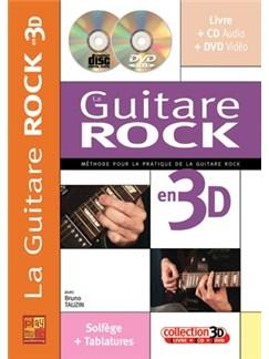 Didier Martin: Guitare Rock En 3D+CD+DVD Books, CDs and DVDs / Videos | Guitar