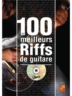 100 Meilleurs Riffs Guitare+CD Books and CDs | Guitar