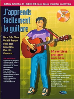 J'apprends Facilement la Guitare Books and CDs | Guitar