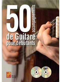 50 Accompagn.Gtr Deb+CD+DVD Books, CDs and DVDs / Videos | Guitar