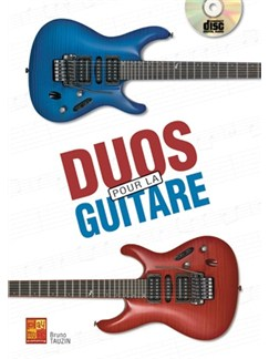 Duos pour la Guitare+CD Books and CDs | Guitar