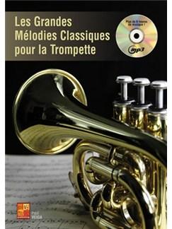 Grandes Melodies Classiques+CD Books and CDs | Trumpet