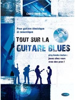 Tout Sur la Guitare Blues Books and CDs | Guitar