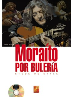 Worms Moraito Por Buleria Gtr Bk/Cd Books and CDs | Piano