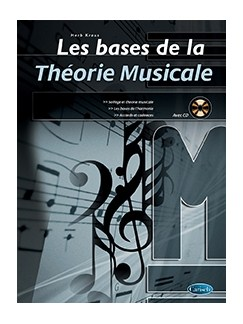Kraus Bases Theorie Musicale Bk/Cd Books and CDs | Piano