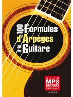 100 Formules Arpeges Guitare Gtr Bk Books | Guitar