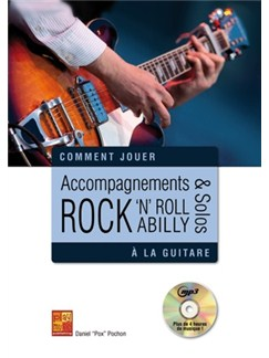 Acc & Solos Rock Roll Gtr Bk/Cd Books and CDs | Guitar