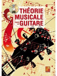 Lemaire Theorie Musicale Gtr Bk/Cd Books and CDs | Guitar