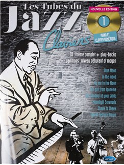 Tubes Du Jazz Claviers: Volume 1 (Book/CD) Books and CDs | Piano