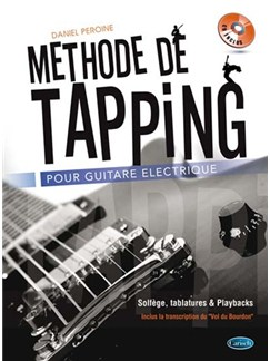 Daniel Peroine: Methode De Tapping (Book/CD) Books and CDs | Electric Guitar