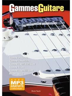 Gammes Guitare Books | Guitar