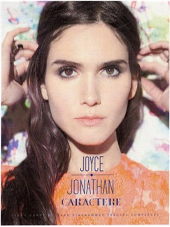 Joyce Jonathan: Caractere Books | Piano, Vocal & Guitar