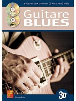 Guitare Blues en 3D Books, CDs and DVDs / Videos | Guitar