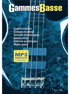 Gammes Basse Books | Bass Guitar