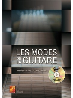 Eric Lemaire: Les Modes De La Guitare (Book/CD) Books and CDs | Guitar