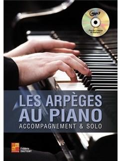 Frederic Dautigny: Les Arpeges Au Piano (Book/CD) Books and CDs | Piano