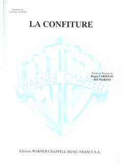 Les Frères Jacques: Confiture (La) Books | Piano & Vocal