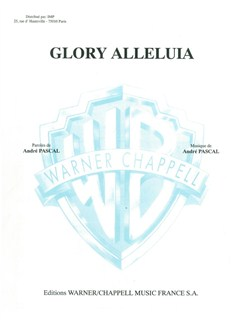 Glory Alleluia Books | Piano & Vocal